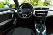 Essai Seat (Arona TSI 115 DSG) - Interieur