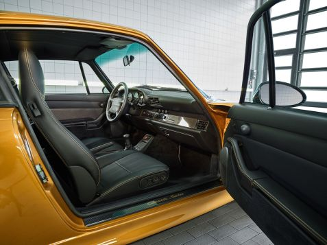 Porsche 993 Project Gold - 09