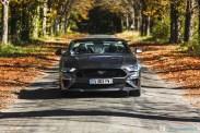 Ford Mustang V8 Convertible 2018