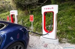 Tesla Model S (100D) - Autonomie / Superchargeur