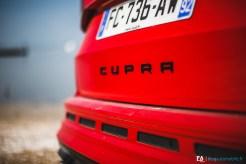Essai Cupra Ateca (photos)