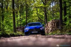 Essai Mercedes AMG GT 63S Coupé 4 portes 4Matic+ / Photo