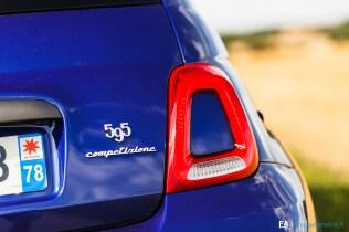 Essai 500 Abarth (595 Competizione 2019)