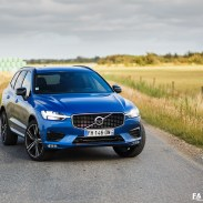 Essai Volvo XC60 (hybride B5 Geartronic 8 2019) - Roadtrip scandinavie