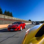 Essai roadtrip en Ferrari
