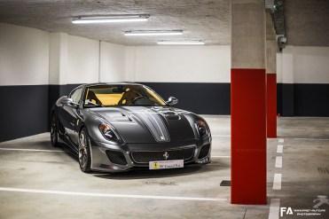 Ferrari SF Grand Est Mulhouse - 599 GTO