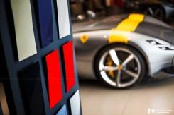 Ferrari SF Grand Est Mulhouse - Monza SP1