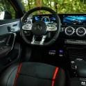 Essai Mercedes Classe A A35 AMG