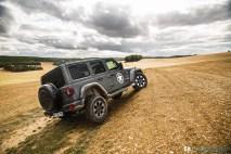 Essai Jeep Wrangler JL 2.0T 272 essence