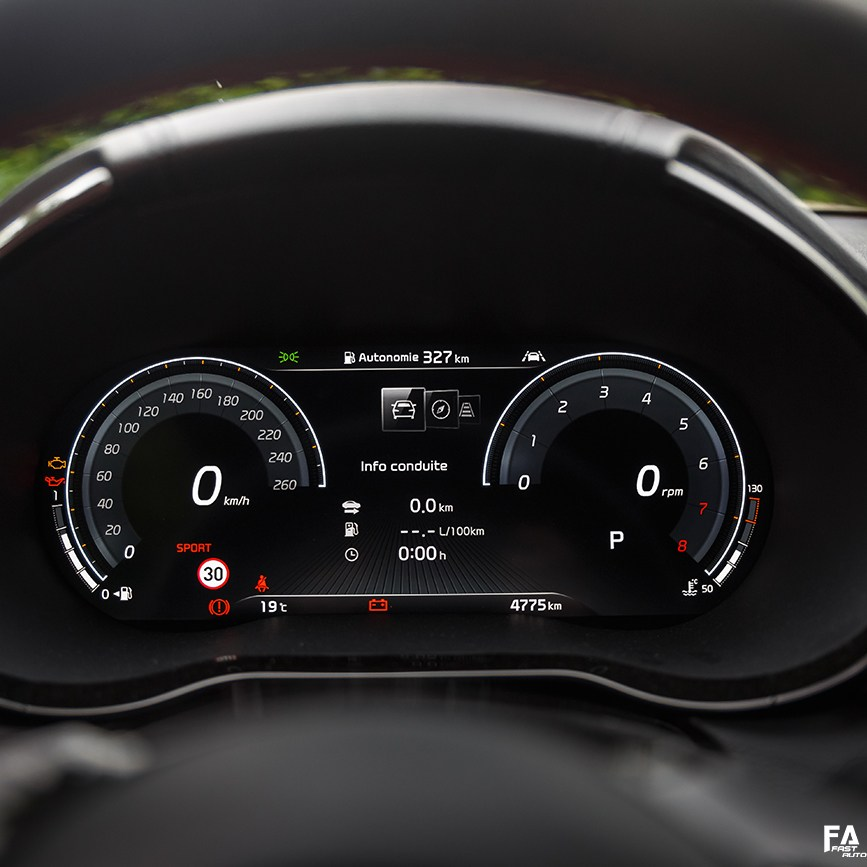 Essai Kia Proceed GT