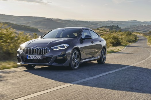 BMW serie 2 Gran Coupé Salone di Los Angeles 2019
