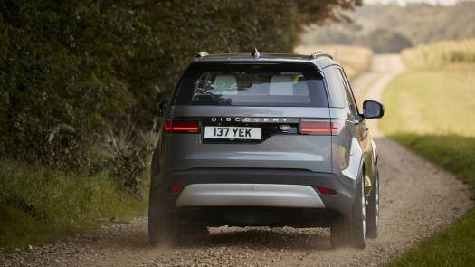 Land Rover Discovery, il model year 2021 punta sui motori mild hybrid 4