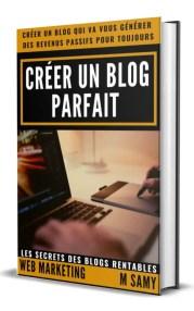 PDF créer un blog wordpress