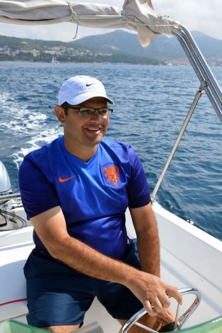 Passeio de barco em Hvar
