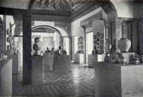 Exposição Ulissiponense, Palácio Galveias, Lisboa, 1936. In Anuário da Câmara Municipal de Lisboa, 1936 (URL: http://hemerotecadigital.cm-lisboa.pt/OBRAS/Anuario/1936/1936_master/PDF/Anuario_185_273.pdf)