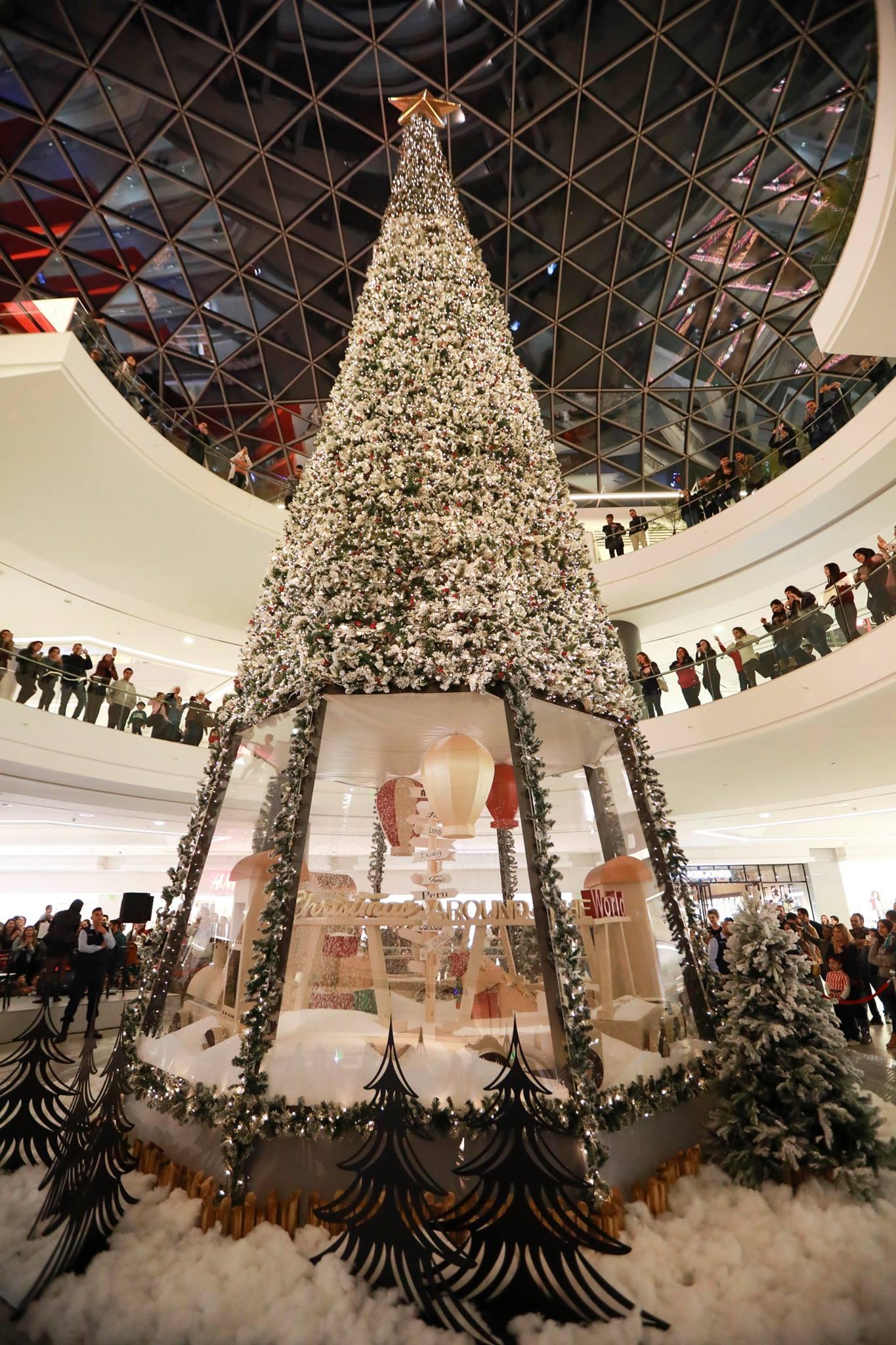 Christmas Trees Amp Decoration From Around Lebanon 2017