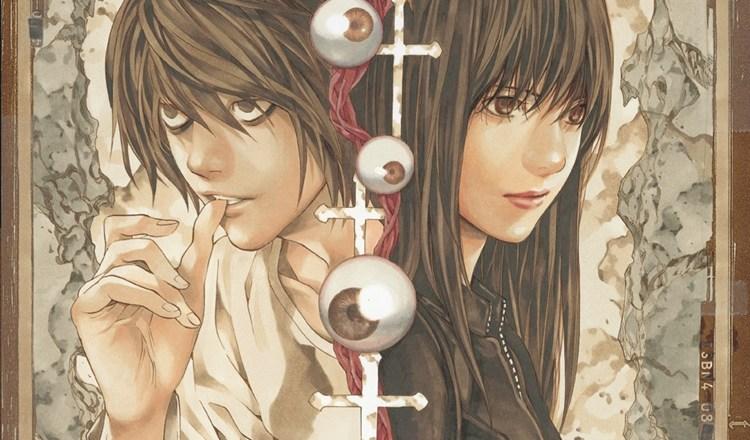 NR 28 – Light novels de Death Note ganham nova reimpressão