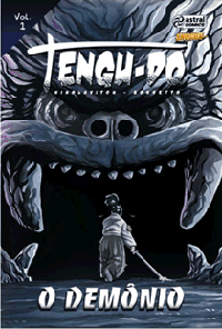 Tengu-Do O demônio Volume 1