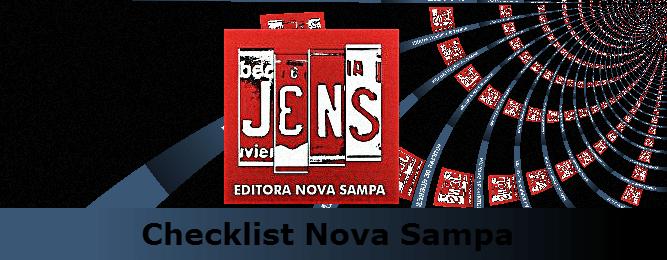 Checklist Dezembro de 2015 – Editora Nova Sampa