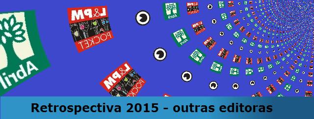Retrospectiva 2015 – Outras editoras