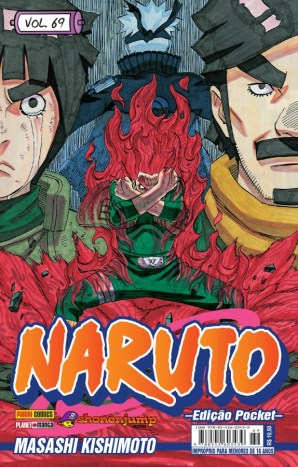 Naruto Pocket 69