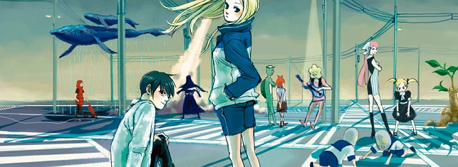 Resenha: Arakawa Under The Bridge #02