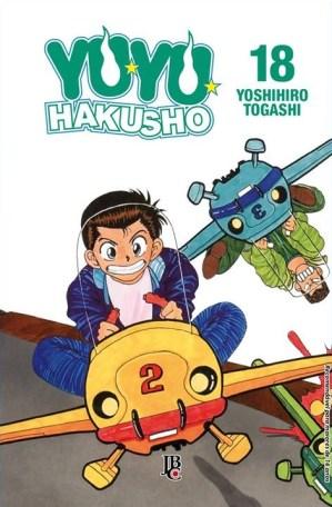 Yu Yu hakusho 18