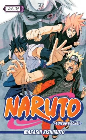 Naruto pocket 71