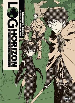Log Horizont 01