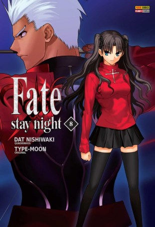 Fate Stay Night 08