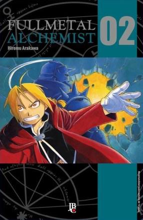 Fullmetal Alchemist 02