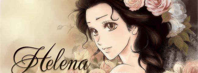 "NR 226. Mangá nacional ""Helena"" já disponível em formato digital"