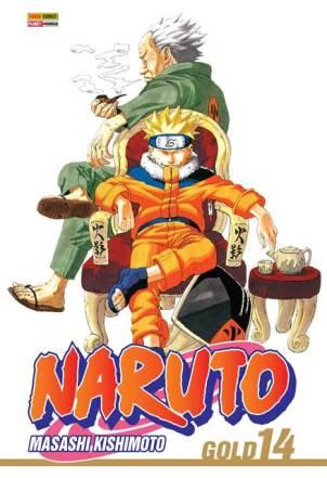 Naruto gold 14