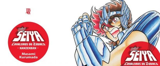 Resenha: Cavaleiros do Zodíaco – Kanzenban #01
