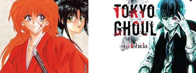 NI 125. 22 milhões de cópias de Tokyo Ghoul e outras notícias internacionais
