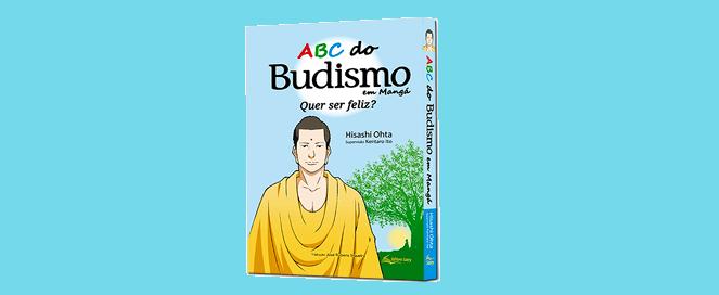 """Editora Satry lança """"ABC do budismo em mangá"""""""