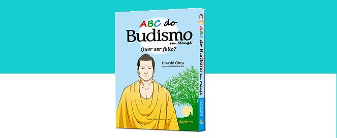 Resenha: ABC do Budismo em mangá – Quer ser feliz?