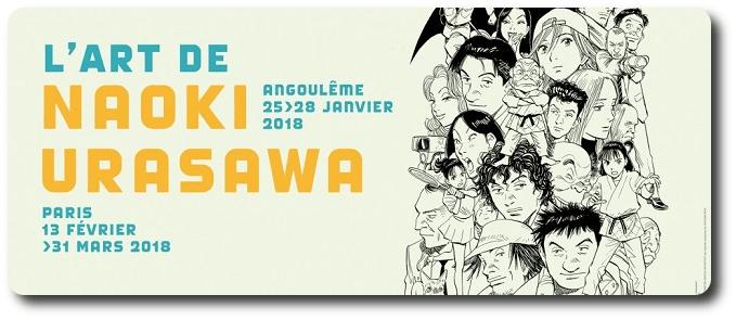 NI 199. Naoki Urasawa é convidado para ir à França