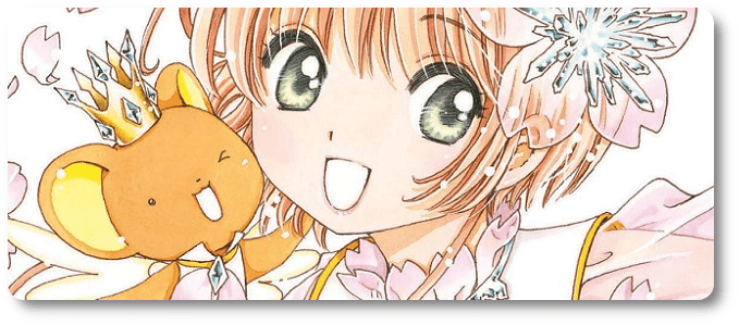 "Novo título pela JBC: ""Card Captor Sakura – Clear Card Arc"""