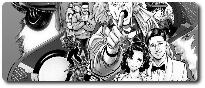 NI 258. De volta para o futuro: Yusuke Murata lança mangá baseado no filme