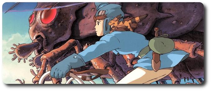 Nausicaä do Vale do Vento: a publicação do mangá no ocidente