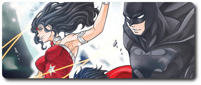 """NI 360. O fim para o mangá """"Batman & A Liga da Justiça"""""""