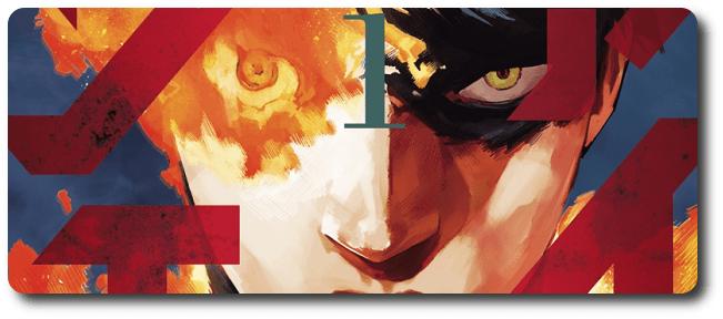 """""""Fire Punch"""": JBC divulga a capa nacional, o preço e mais detalhes do mangá"""