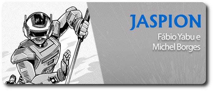 """Em parceria com Sato Company e Toei, JBC publicará mangá nacional do """"Jaspion""""."""