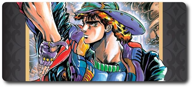 """Panini divulga capa nacional de """"Jojo's Bizarre Adventure: Phantom Blood"""""""