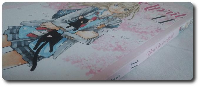 """Resenha: Drama e superação em """"Your Lie In April"""""""