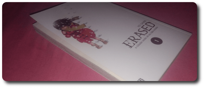 Resenha: Erased (Volume 1)