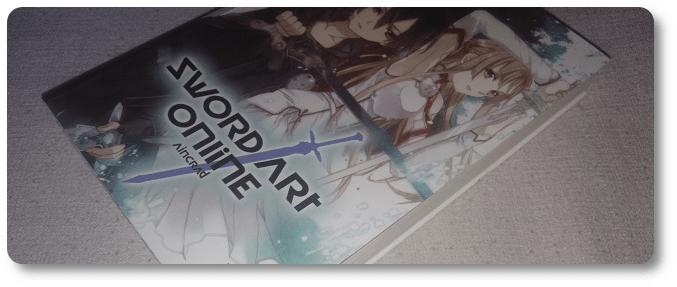 Resenha: Sword Art Online – Livro 1 (Light Novel)