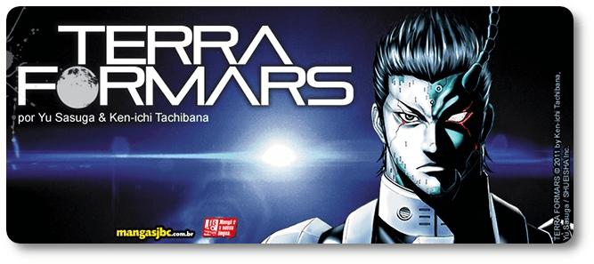 """""""Terra Formars"""": volumes 21 e 22 ganham previsão de lançamento no Brasil"""