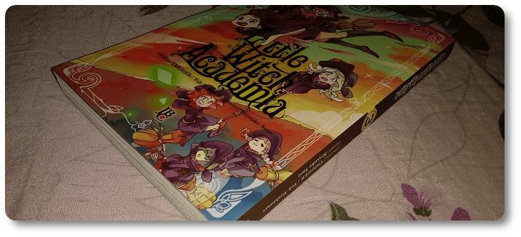 """""""Little Witch Academia"""": o mangá que poderia ser melhor"""